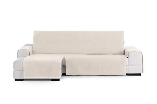 Eysa Levante Funda de sofá, Algodón, Beige, 290 CM. Izquierda