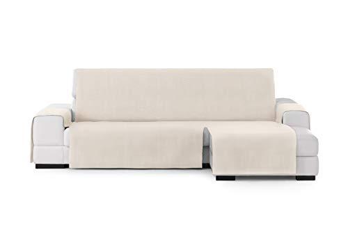 Eysa Levante Funda de sofá, Algodón, Beige, 240 CM.Derecha