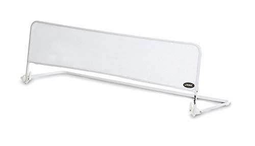 Jané Barrera de Cama Abatible, color Blanco, Largo 110 cm