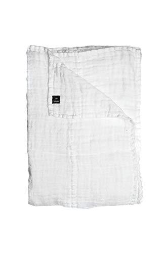 Himla Hannelin - Colcha/cubrecama, tamaño Cama Individual, 160 x 260 cm, Color Blanco
