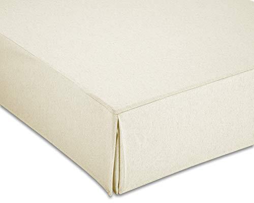 Cardenal Textil Levante Piedra Cubre Canape, Cama 90