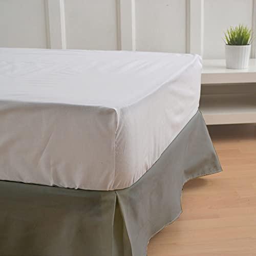 10XDIEZ Cubre canapé Ceniza | (Cama 135 cm - Ceniza)