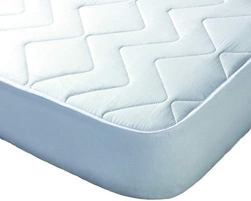 Todocama - Protector de colchón/Cubre colchón Acolchado, Impermeable, Ajustable y antiácaros. (Cama 135 x 190/200 cm)