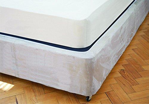 Cubre canapé de lujoso ante sintético de Belledorm, Linen, inidividual