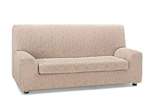 Martina Home Funda de sofá, Lino, Dúplex 3 Plazas