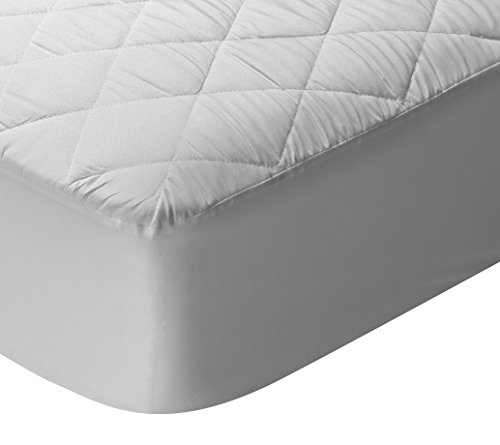 Pikolin Home - Protector de colchón/Cubre colchón acolchado, transpirable, 135x190/200cm-Cama 135(Todas las medidas)