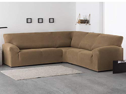 Belmarti - Funda sofá Rinconera Milan - Bielástica - Color Beig C02