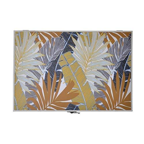 D,casa - Tapa de Contador Madera diseño Tropical, Cuadro de luz, cubrecontador