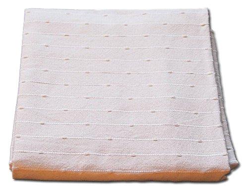 Lanovenanube - Plaid Multiusos Kenya 180x270 - Crudo