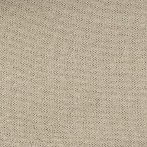 Kenay Home Solum Cabecero Tapizado para Cama de 150: 160x120cm (AnchoxAlto) Nido Crema 5 Incluye Anclajes