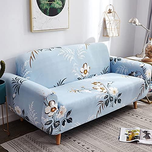 Funda de sofá Stretch Force Funda de sofá elástica Universal Casa Canapé Fundas para sofá Funda para sofá Chaise Funda para sofá Canap A18 3 plazas